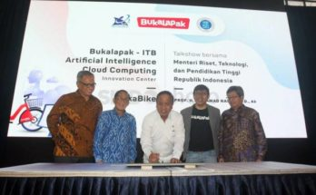 Bukalapak-ITB Artificial Intelligence (AI) & Cloud Computing Innovation Center