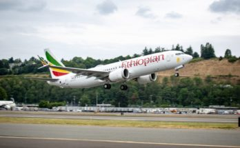 Ethiopian Airlines Crashed