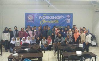 Berita Workshop Jurnalistik UBSI Milenianews