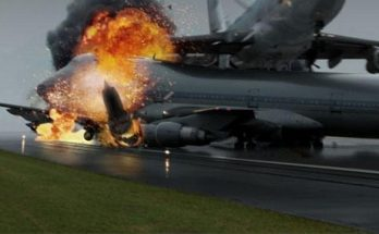 Kecelakaan Pesawat Di Myanmar