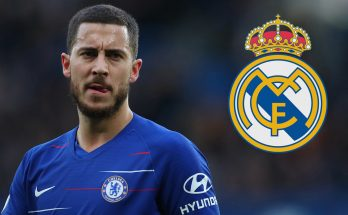 eden hazard ke real madrid