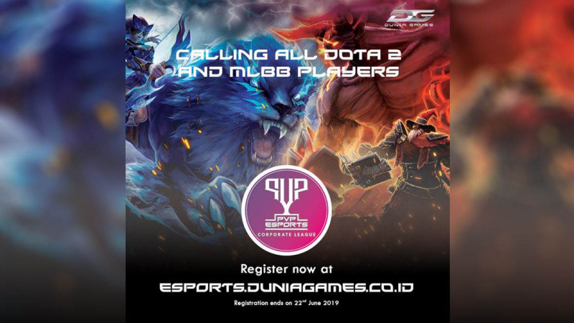 PVP Esport Corporate League