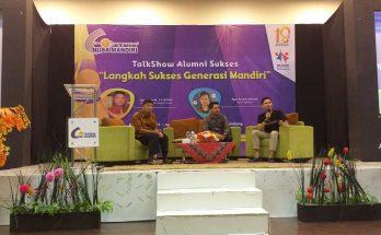 Talkshow Sukses Alumni STMIK Nusa Mandiri