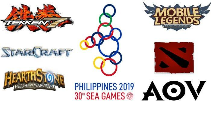 Atlet Esports Indonesia