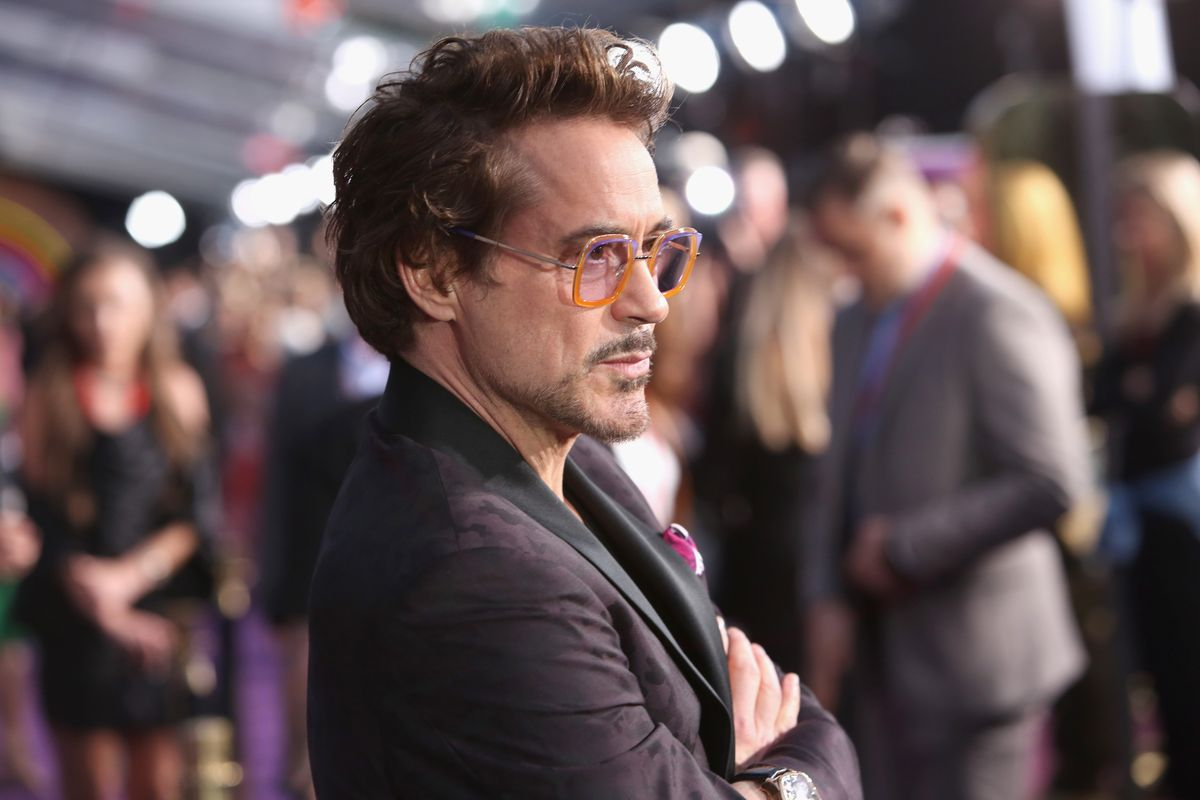 Robert Downey Jr tak Perankan Lagi Iron Man