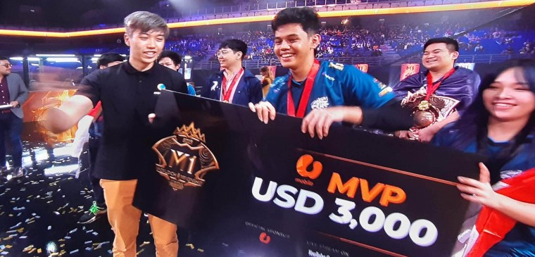 "MVP M1 MLBB World Championship 2019, Eko ""Oura"" Julianto"