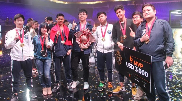 Wakili Indonesia, EVOS Legends Juarai M1 MLBB World Championship 2019 MVP
