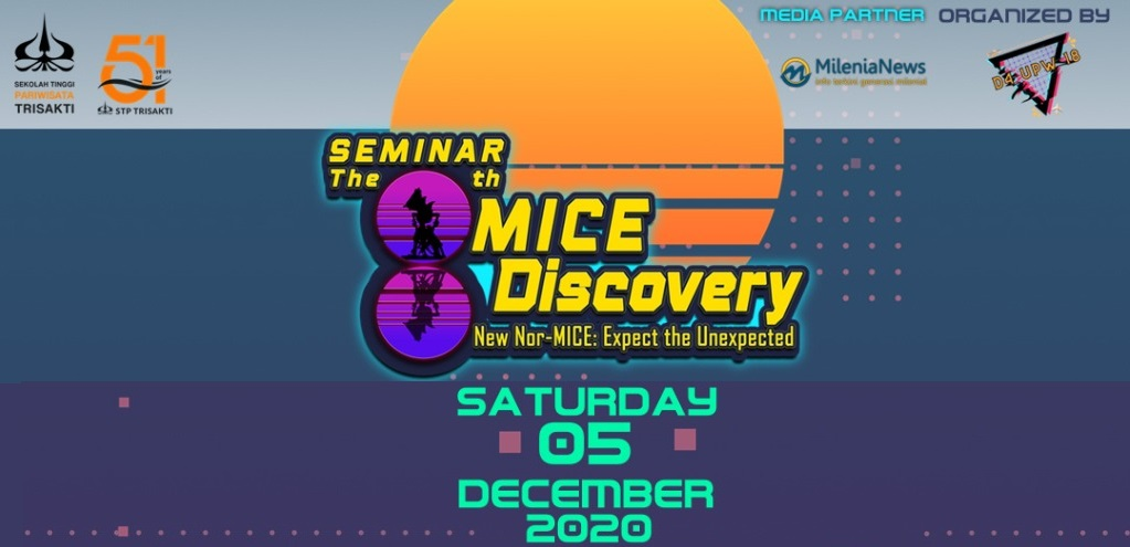 Mahasiswa STP Trisakti Gelar The 8th MICE Discovery 2020