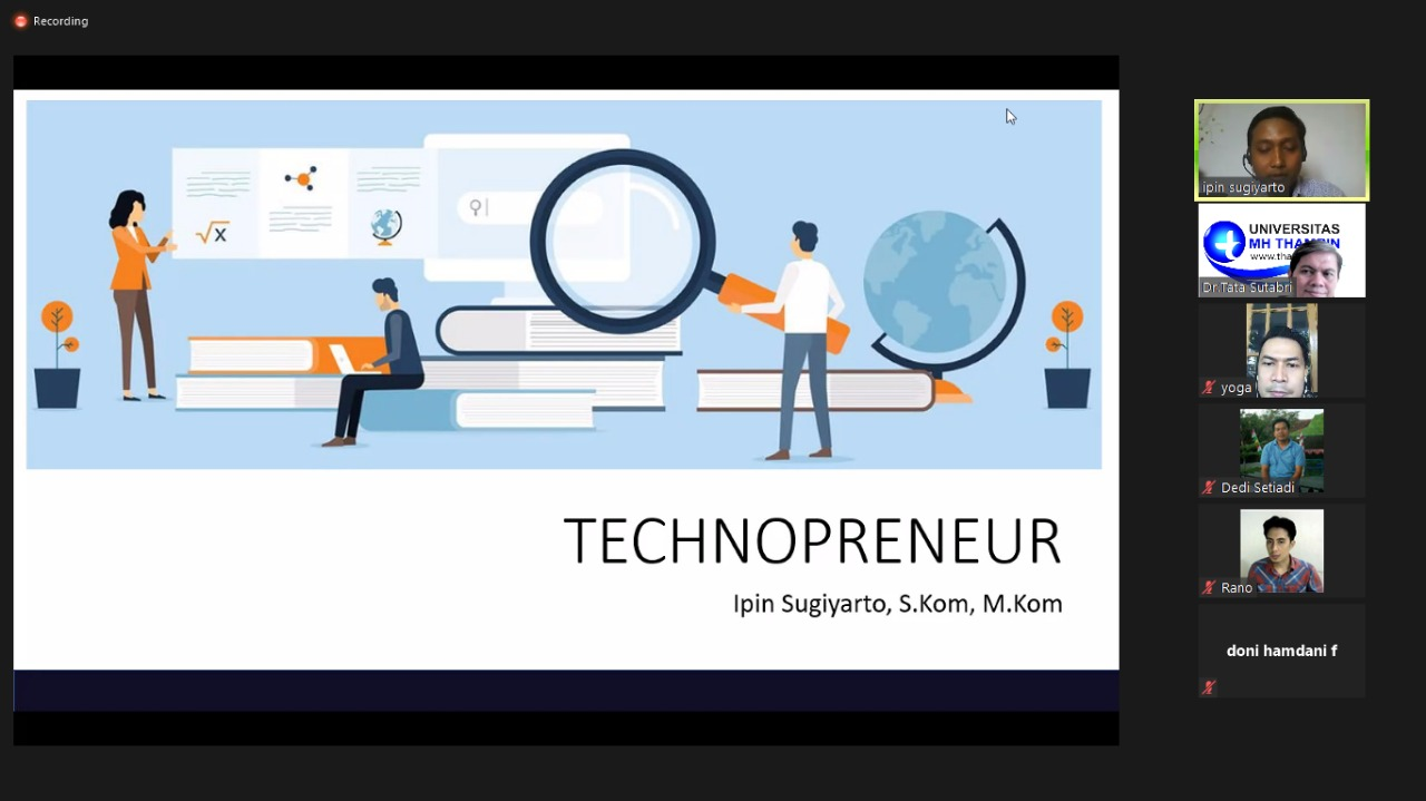 generasi technopreneur