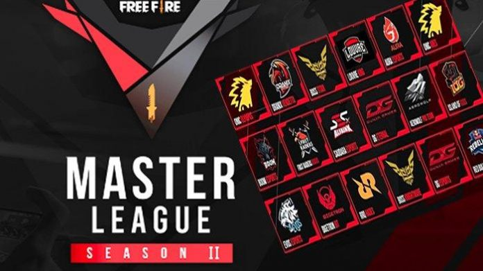 Free Fire Master League