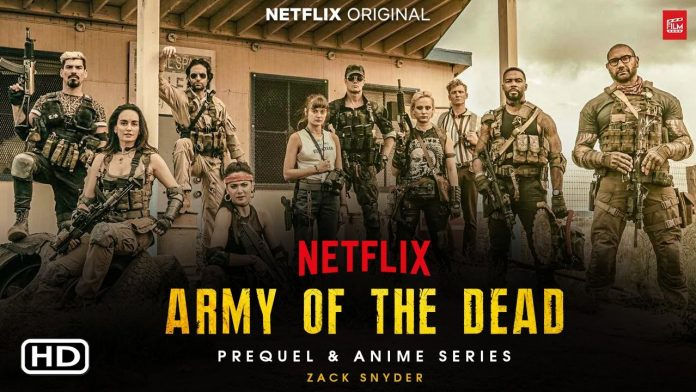 Army of The Dead akan Tayang di Netflix