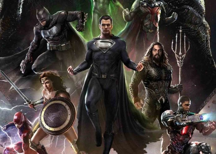 Film Rating Justice League : Snyder Cut