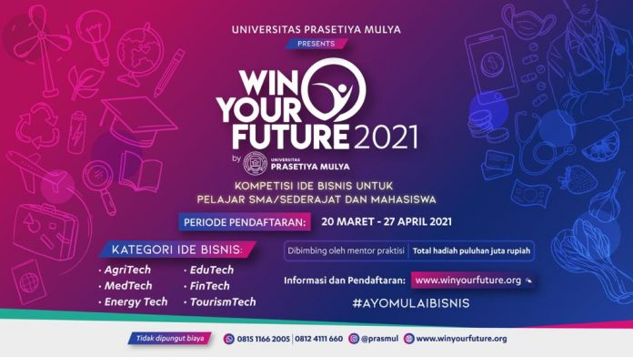 Kompetisi Win Your Future