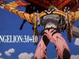 Evangelion: 3.0+01: Thrice Upon A Time
