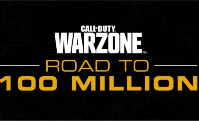 Game Call of Duty : warzone