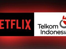 Telkom dan Netflix Kerja Sama Jaga Kualitas Streaming